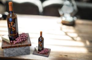 3D printed Wine Keepsake